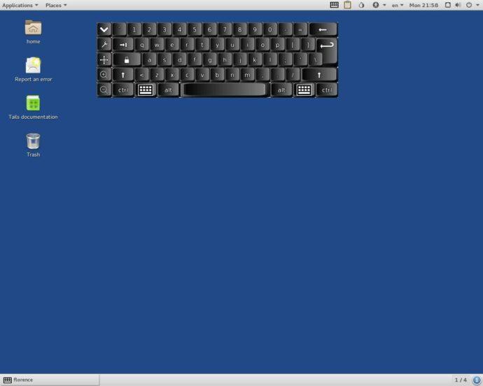 Linux Mint, Ubuntu, Zorin OS and Tails. Multiboot 8GB USB Flash Drive