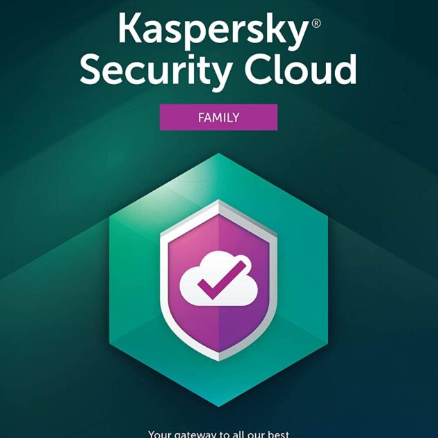 Kaspersky Security Cloud - Personal | 3 Devices | 1 Year | Antivirus, Secure VPN and Password Manager Included | PC/Mac/iOS/Android | Activation Code by Post