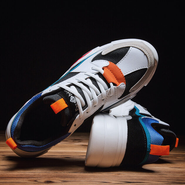Sports sneakers daddy shoes