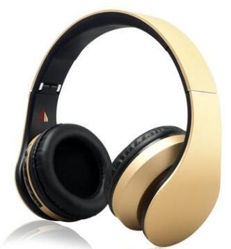 WISH Andoer with card radio headset foldable bluetooth headset