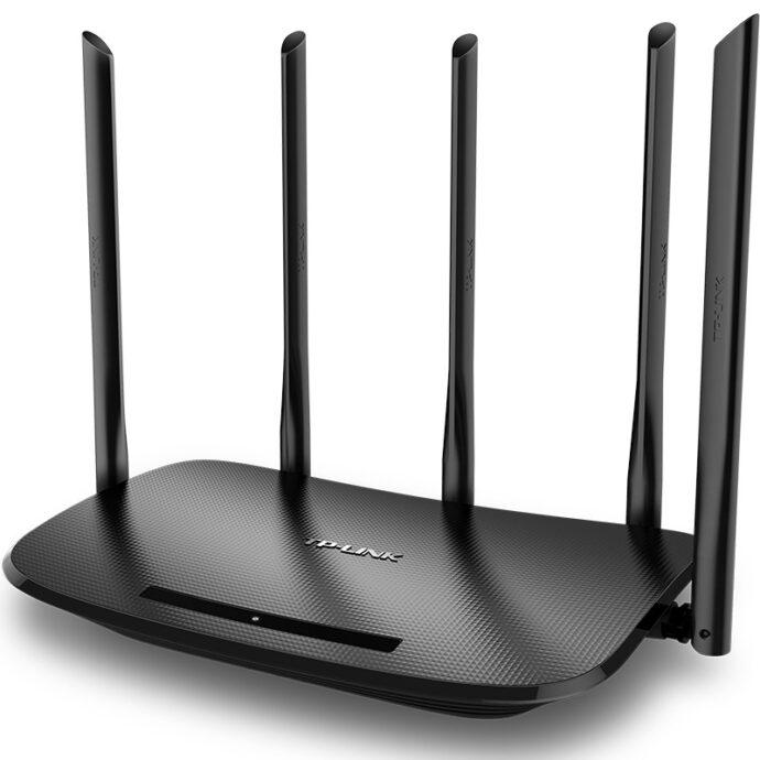 Wireless router dual-band Gigabit high-speed fiber broadband
