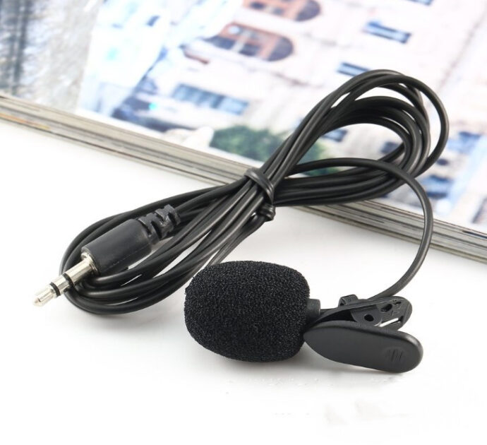 Lavalier microphone microphone