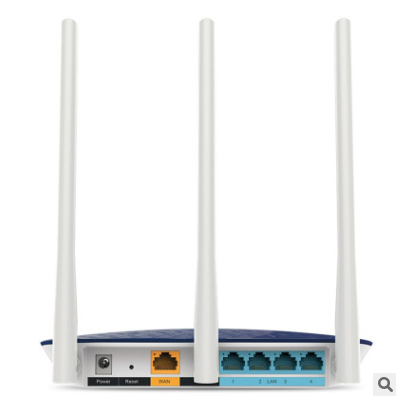 TP-LINK TL-WR886N 450M Wireless Router Broadband Wireless WIFI Three Antenna Routing