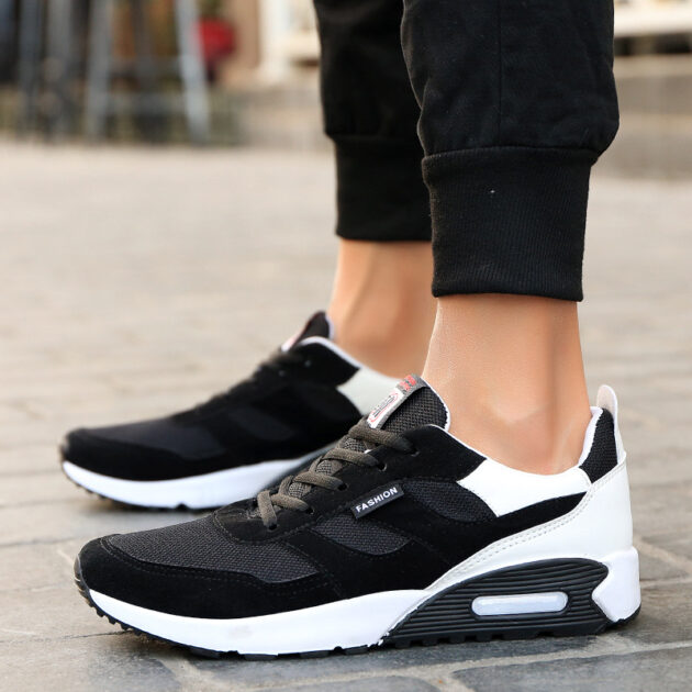 Autumn Korean leisure sports shoes men's shoes all-match youth youth fashion tourism running shoes students