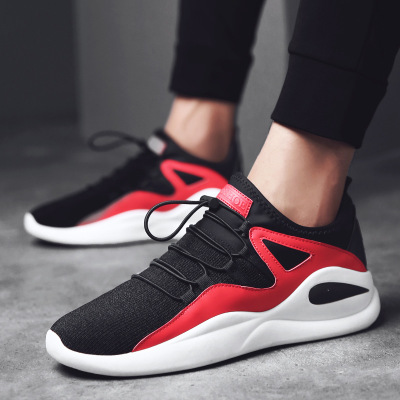 Casual shoes, breathable sneakers