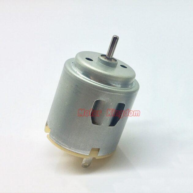 MABUCHI RE-260RA-2670 DC Motor Small Mini 24mm Round Electric Motor 3V-6V 21800RPM High Speed Engine DIY Toy Model