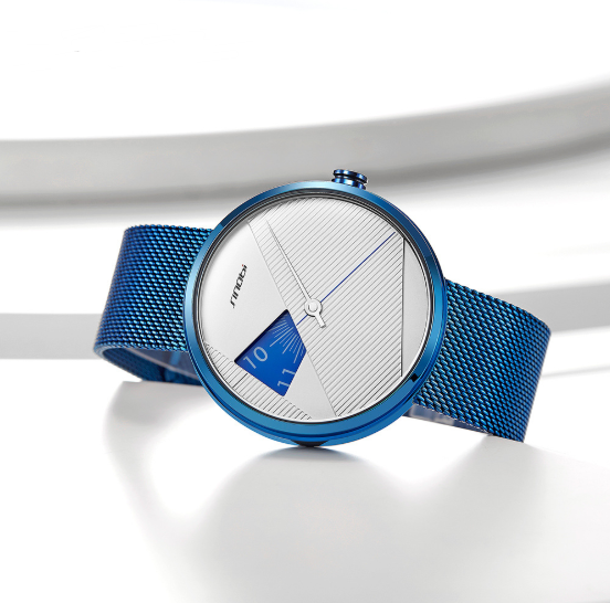 Time Nobby Concept Trend Personality Casual Creative Watch