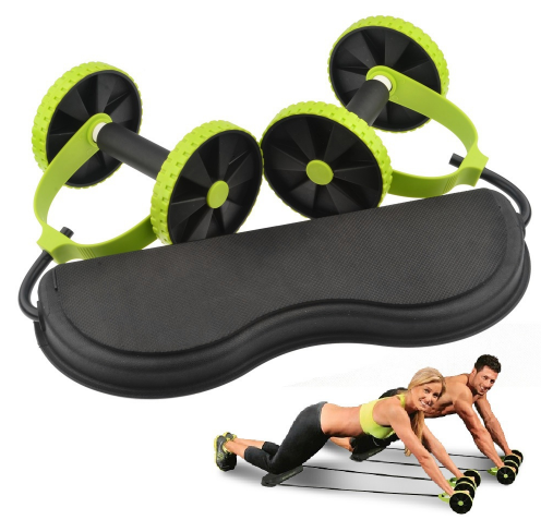 Crossflex Wheel Roller