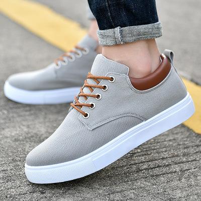 Men's all-match casual shoes canvas shoes