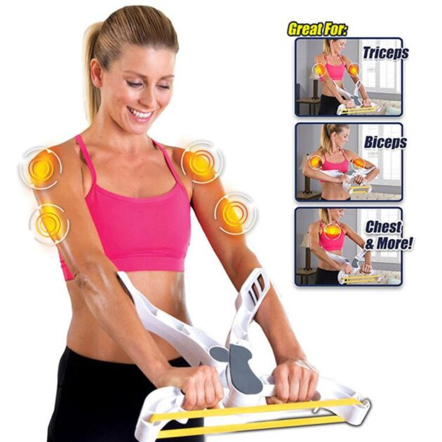 Arm Fitness Equipment Arms Exercise Band