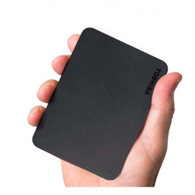 Toshiba External Hard Drive 4TB 2TB 1TB 500GB HD Externo HDD 2.5 1to 2to Hard Disk Externa Harddisk USB3.0 Storage Device