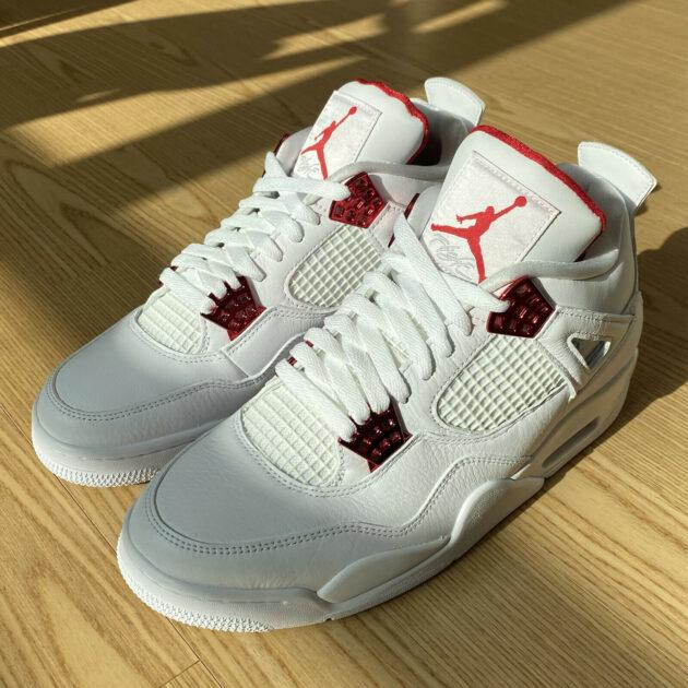 Nike Air Jordan 4 Metallic Red (Or Best Offer) Brand New