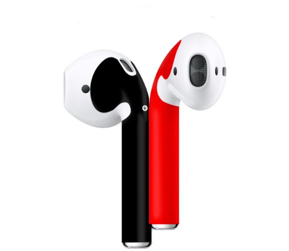 Wireless Bluetooth headset custom sticker film