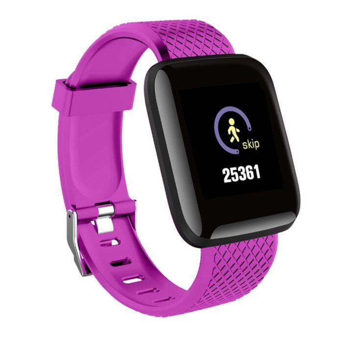 D13 Smart Watch Men Blood Pressure Waterproof Smarth Watch Women Heart Rate Monitor Fitness Tracker Watch Sport For Android IOS